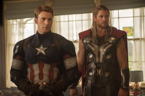 Marvel-Avengers-Age-of-Ultron-Thor-and-Captain-America