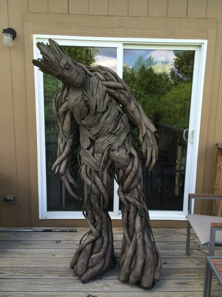 home made groot costume for under 100 the disney blog