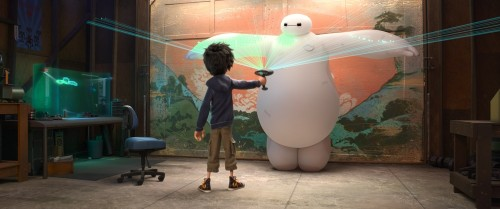 New Image from Big Hero 6