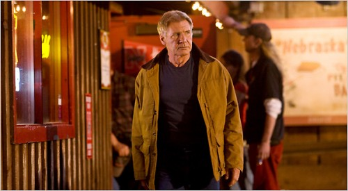 "Harrison Ford in 2010's ""Extreme Measures"""