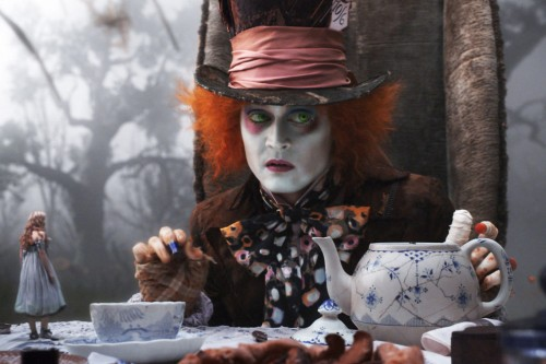 Alice In Wonderland Sequel Begins Production With All Star Cast And Crew The Disney Blog