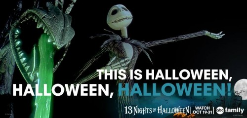 1381290_423084677791437_10104939_n for the 16th annual season abc family will host 13 nights of halloween