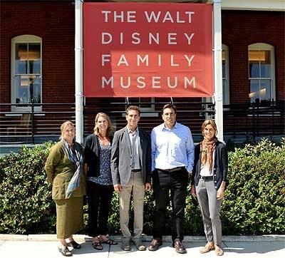 Image courtesy of the Walt Disney Family Foundation