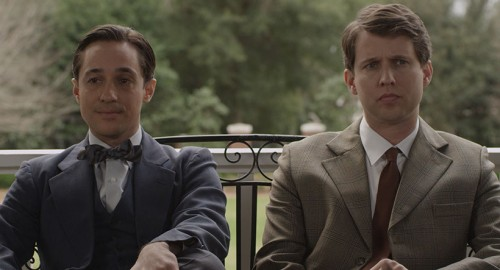 "Walt and Roy from ""Walt Before Mickey"""