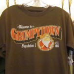 Welcome to Grumpytown T-shirt
