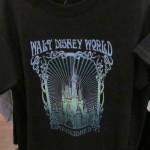 Art Noveau inspired Walt Disney World design