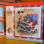 New line of vintage inspired Xmas 750 piece puzzle
