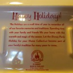 Holidays are Swell tray, back side