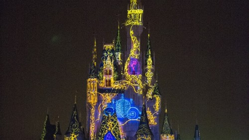 Celebrate The Magic -  Magic Kingdom