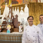 Pastry Chef Jeff Barnes. Photo courtesy Disney Parks Blog