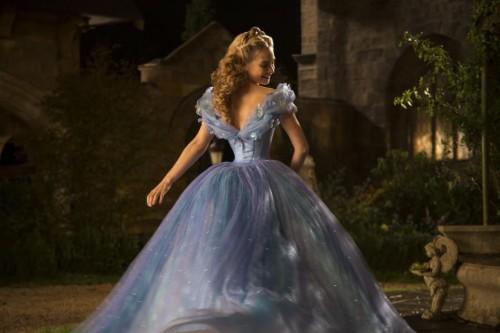 Cinderella-gown