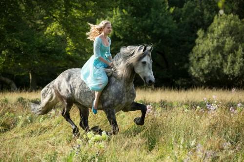 Cinderella-horse