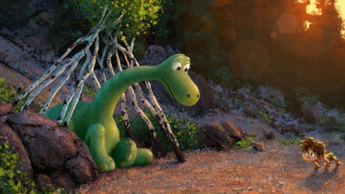 New concept art from Pixar's The Good Dinosaur