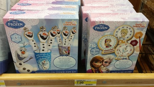 Frozen Cookie Crafts At Target The Disney Blog