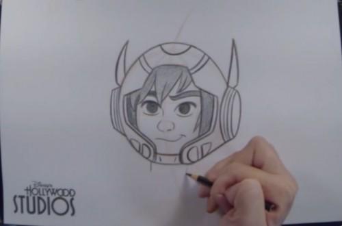 hiro-learn-to-draw