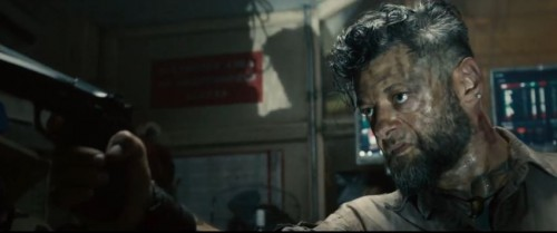 Andy Serkis, who is he playing?