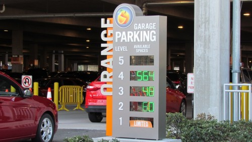 Image result for disney springs parking garage