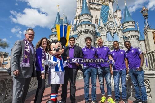 Walt Disney World becomes founding sponsor of Orlando City Socce