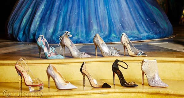 Cinderella shoes