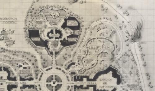 Disneyland Original Prospectus 1953