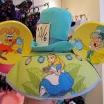 Fun Alice in Wonderland design