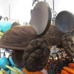 These new Princess Leia hair bun Ear Hats are going to be very popular at Star Wars Weekends