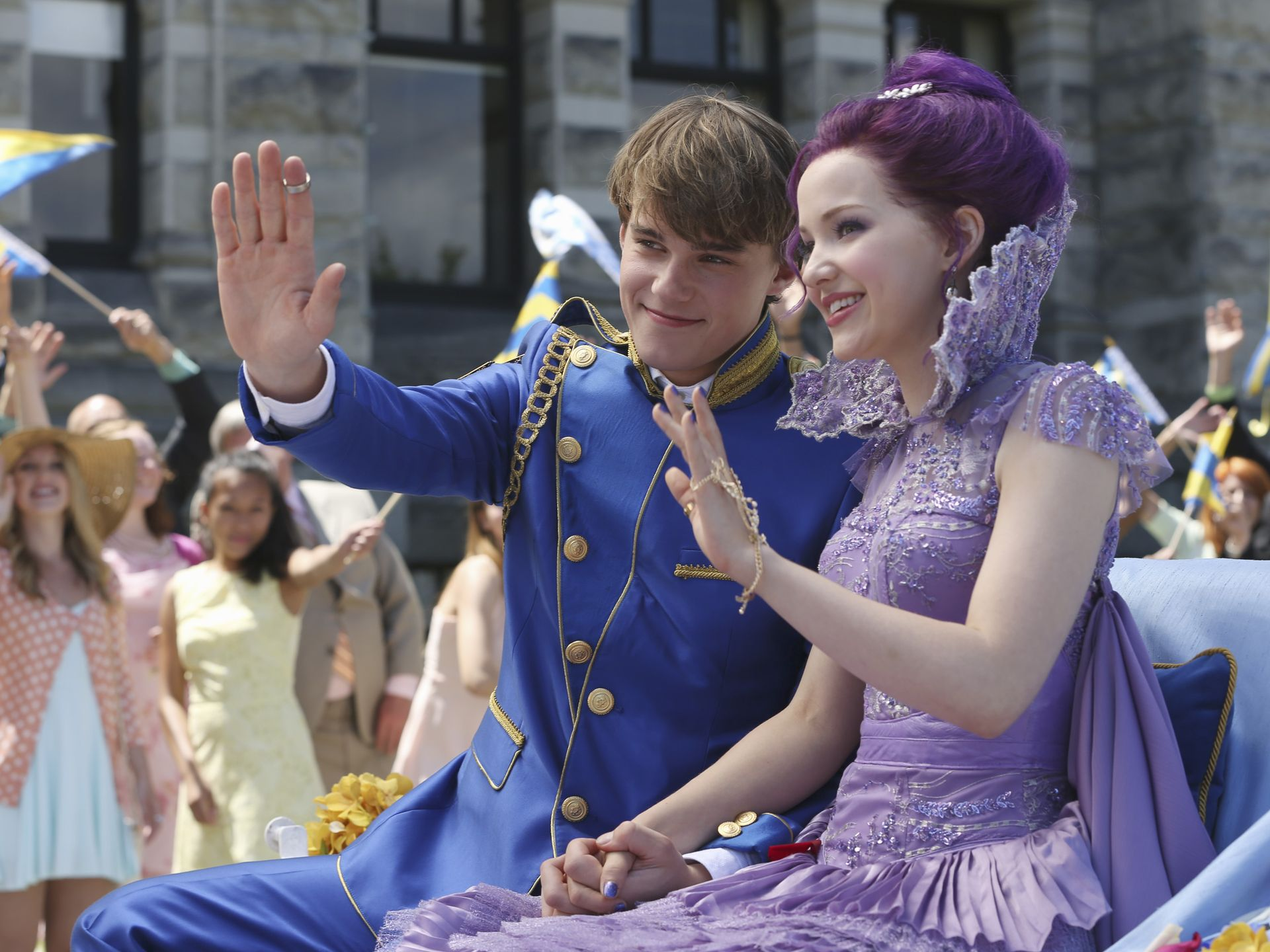 Descendants Disney02 The Disney Blog