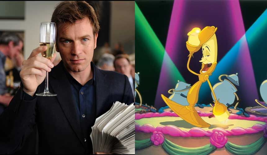 Ewan McGregor and Stanley Tucci join cast of Disney's Beauty