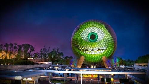 green-epcot-ball