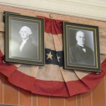 US presidents Washington and McKinley now preside over haircuts