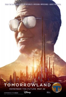 tomorrowland-clooney-poster
