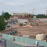 Plenty of ongoing construction
