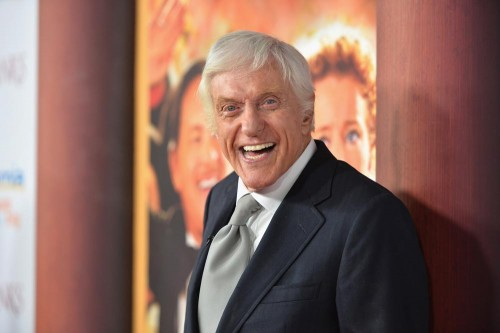 "BURBANK, CA - DECEMBER 09:  Actor Dick Van Dyke attends the U.S. Premiere Of Disney's ""Saving Mr. Banks"" at Walt Disney Studios on December 9, 2013 in Burbank, California.  (Photo by Alberto E. Rodriguez/WireImage) *** Local Caption *** Dick Van Dyke"