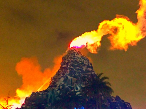 Matterhorn volcano
