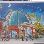 Planet Hollywood gets an observatory makeover