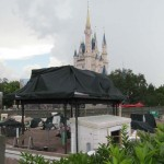 A new drinking fountain coming to the Tomorrowland side