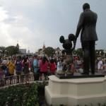 Walt has a clear vision down Main Street again