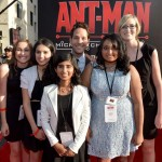 Paul Rudd with micro-tech challenge winners