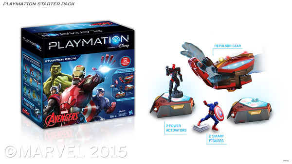 playmation-disney-set