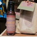 Flame Tree BBQ sauce and coffee