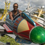 Actor Anthony Mackie visits Walt Disney World Resort