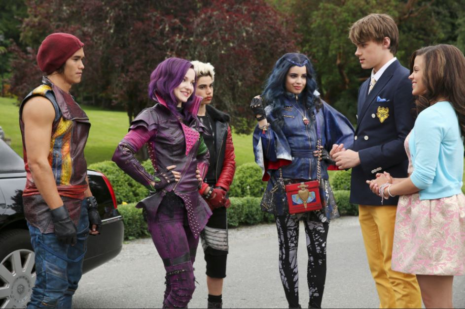 Descendants-school