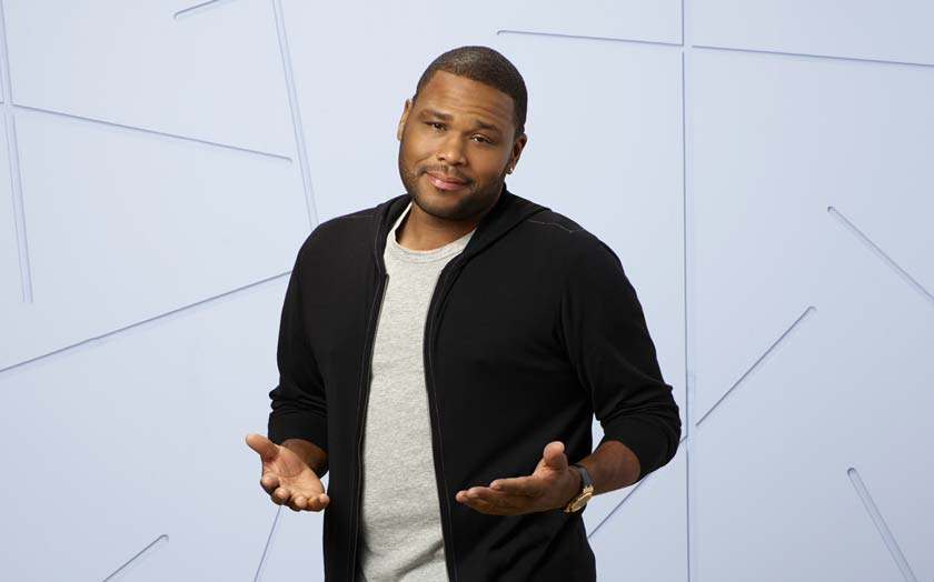 Host Anthony Anderson