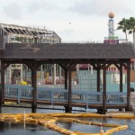 A third Ferry boat dock will return