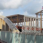 STK Orlando has topped out