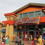 World of Disney is getting a new paint color scheme (greener)