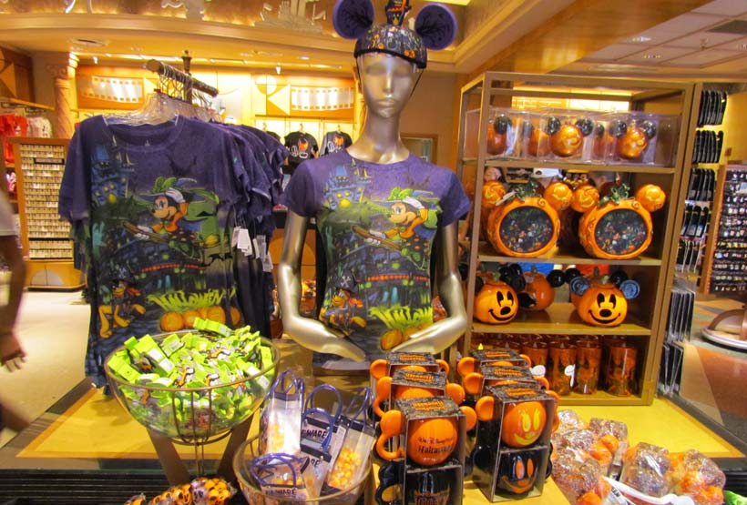 2015 Walt Disney World Halloween Merchandise First Look