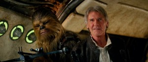 We've seen this image before. But it's so great to see Han and Chewie back I had to repost it