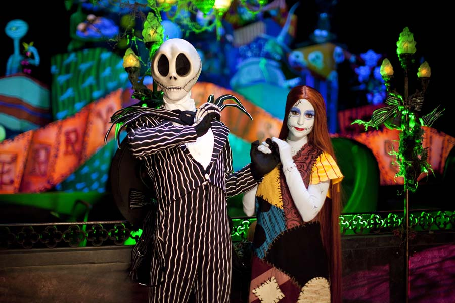 Mickey's Halloween Party making new magic at Disneyland | The ...