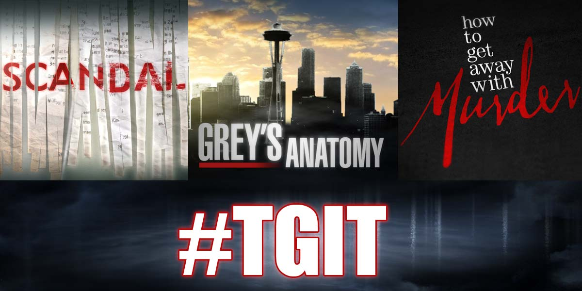 TGIT Returns on ABC with Grey\'s Anatomy, Scandal & HTGAWM | The ...